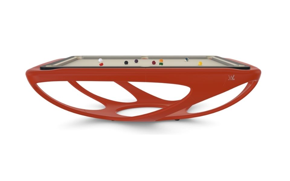 American high-end pool table Whitelight