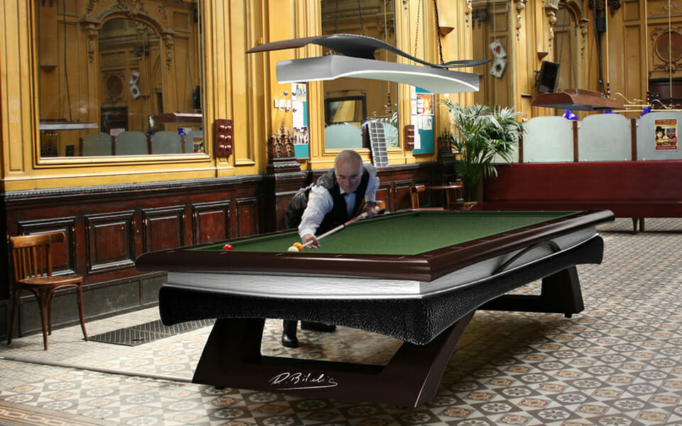 french billiard - Richard Bitalis - Toulet