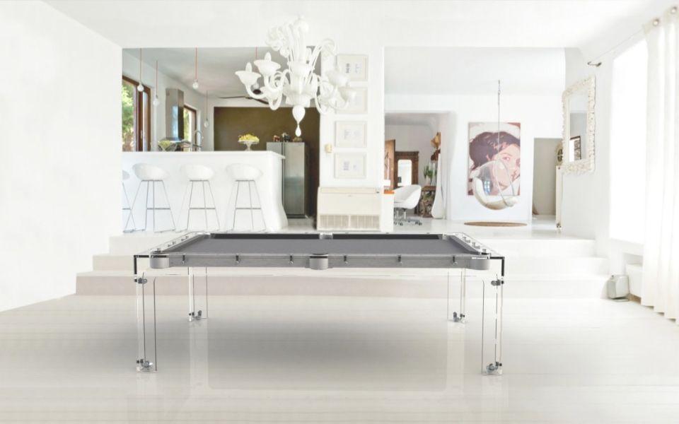 Carat Light - Billiard glass - Design - Billiards Toulet