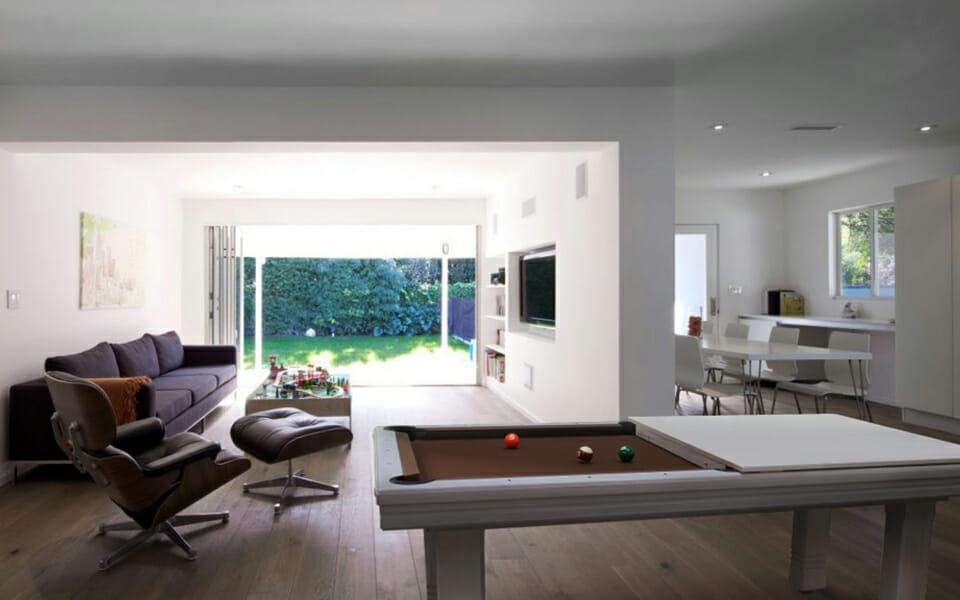 Modern pool table - Club - Wood - Billards Toulet