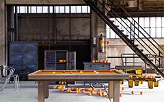 Industrial - Billiard - Billards Toulet - Pool tables - Factory