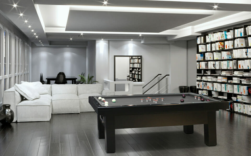 Pool table Golf - Cork billiard table - Toulet