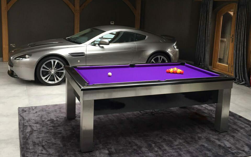 Billard Blackball - Pool table englisht