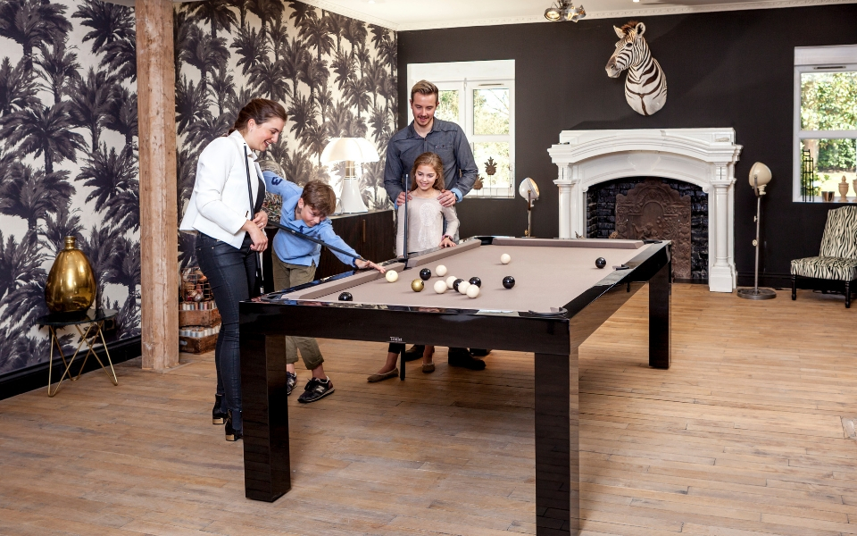 Billiard table design Pearl - Billiards Toulet