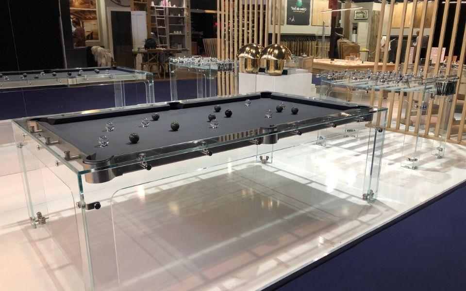 Billiard luxury - Premium - Pool tables - Billards Toulet - Carat Light