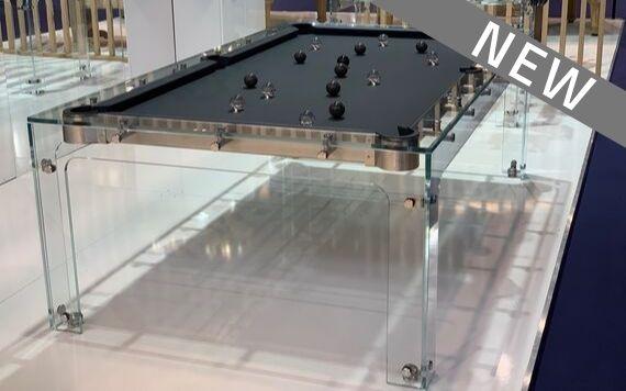 Pool tables - Design - Luxury