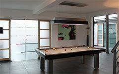 Billiard - Loft - Billiards Tables - Billards Toulet