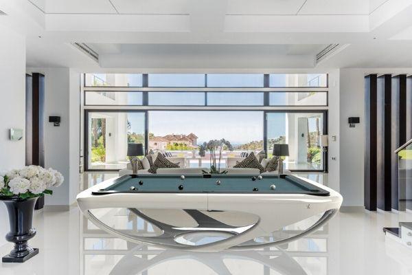 Billiard Design Whitelight - Billards Toulet