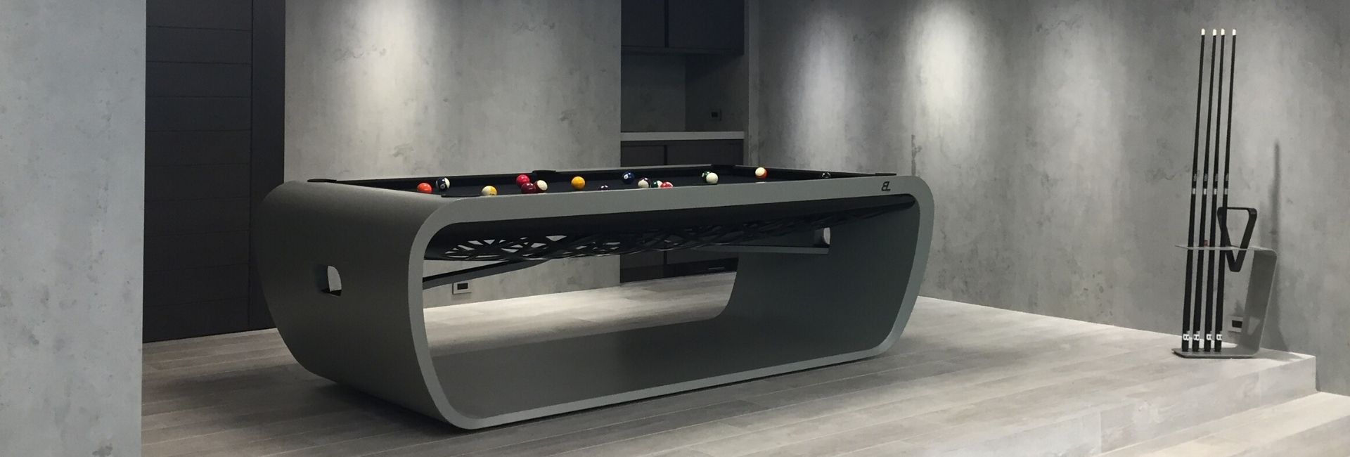 Billiard luxury - Blacklight - Billiards Toulet
