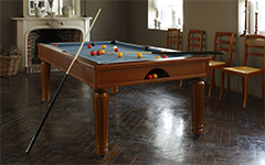 Billiard Sweet Home - Classic - Billiard tables - billards Toulet
