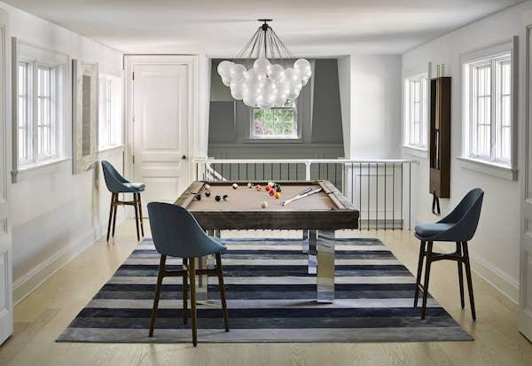 Integrate - billiard - in - its decoration - Billiard - Billards Toulet
