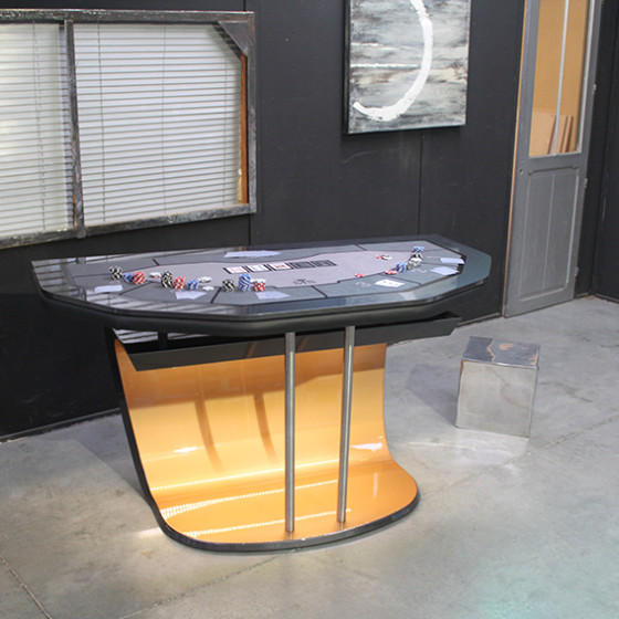 LA GAMME - table casino