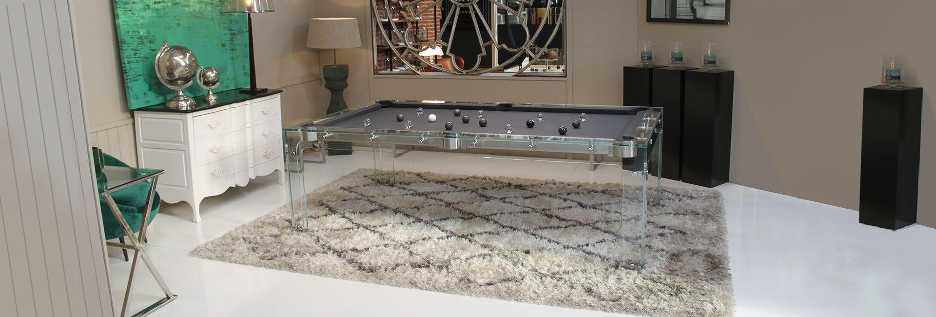 Premium billiards - Luxury billiards - Toulet billiards