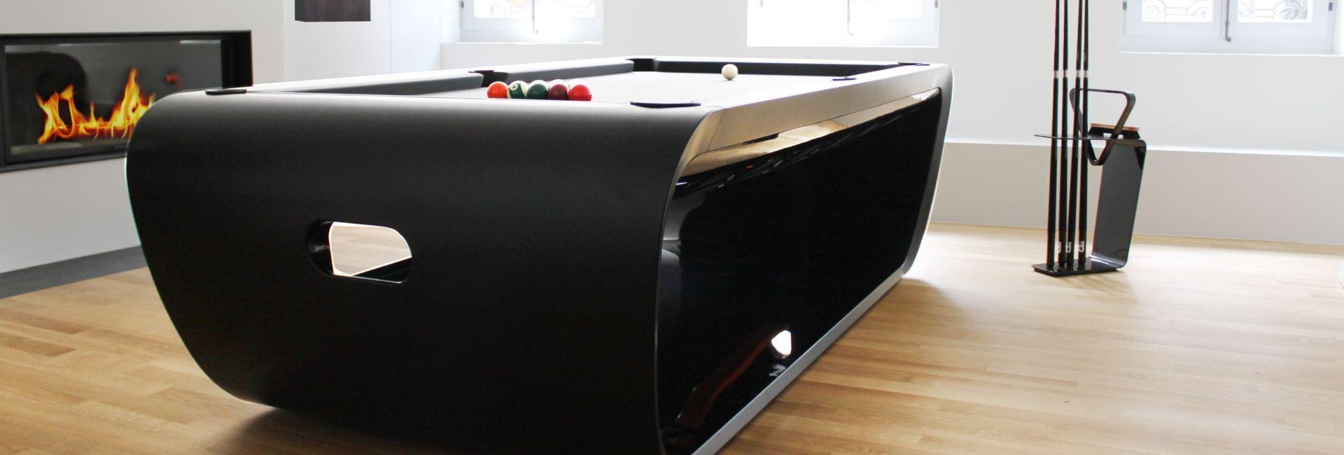 Customizable Luxury Billiards - Design - Billiards Tuulet