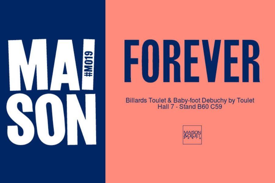 Biiliards Toulet - Billiard - Paris - Design - Fair