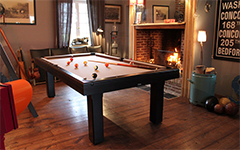 Billiard retro - Billiard tables - Pool table - Bubbly