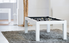 Billiard tables - Pearl - Billards Toulet - White - Design