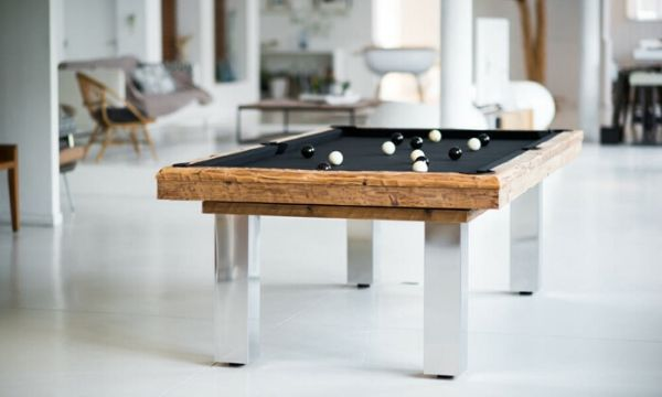 Pool table convertible - Billiards Toulet