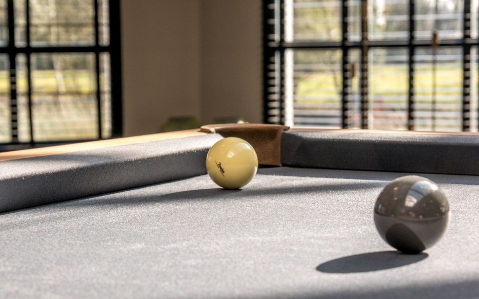 Buy a pool table with slate - Billiards Toulet