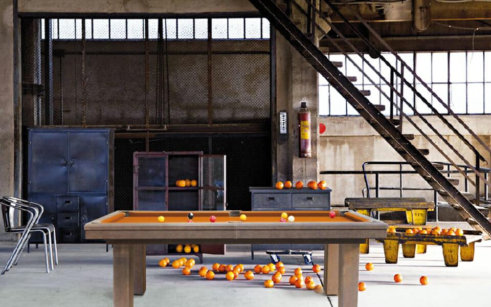 Industrial billiard Factory Modern - Billiards Toulet