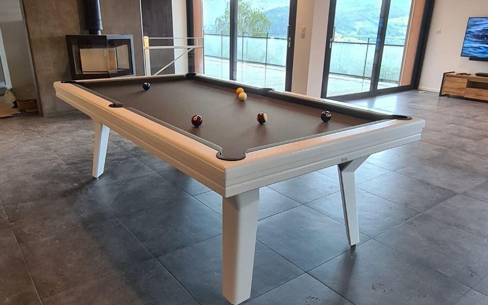 Modern Pool table Pop - Billiards Toulet