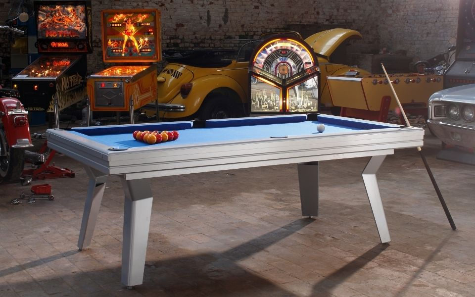 Modern pool table Pop - Billiards Toulet