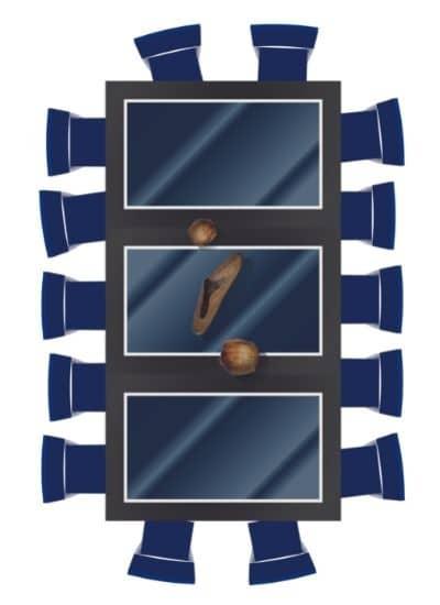 Pool dining table convertible - Billards Toulet